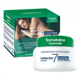 SOMATOLINE REDUCTOR 7 NOCHES CREMA 450 ML