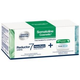 SOMATOLINE REDUCTOR 7 NOCHES CREMA 400 ML + EXFO