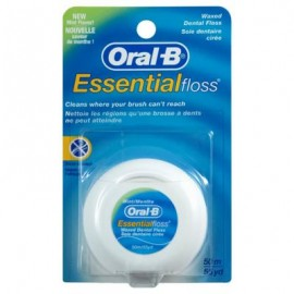 ORAL B SEDA DENTAL CON CERA MENTA 50 M