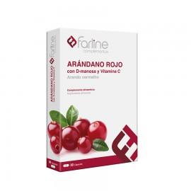 FARLINE ARANDANO ROJO 30 CAPS