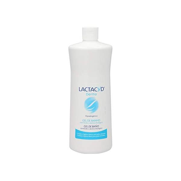 LACTACYD GEL BAÑO HIPOALERGÉNICO 1000 ML