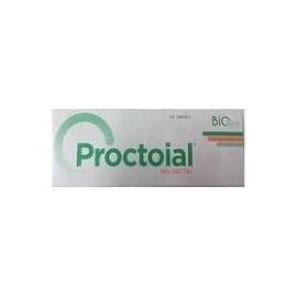 PROCTOIAL GEL RECTAL 30 ML