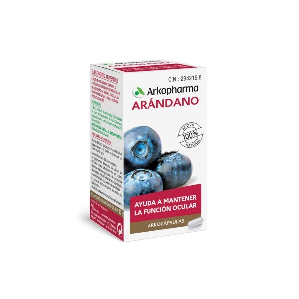 ARKOCAPSULAS ARANDANO 50 CAPSULAS