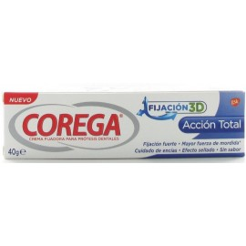 COREGA ACCION TOTAL CREMA FIJADORA - 40 G