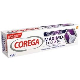 COREGA MAXIMO SELLADO CREMA FIJADORA - 40 G