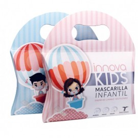 MASCARILLA INFANTIL LAVABLE INNOVA KIDS