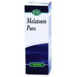 MELATONIN PURA GOTAS 1,90 MG 1 ENVASE 50 ML