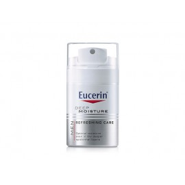 EUCERIN MEN DEEP MOISTURE CUIDADO REFRESCANTE 50  ML