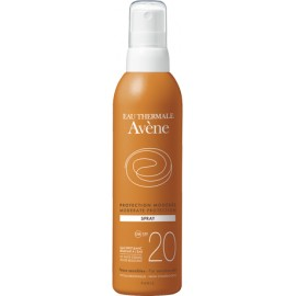 AVENE SPRAY SPF 20 200 ML