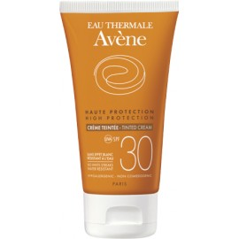 AVENE CREMA SPF 30 COLOREADA 50 ML