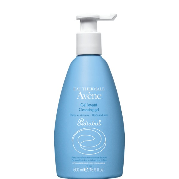 AVENE PEDIATRIL GEL LIMPIADOR 500 ML