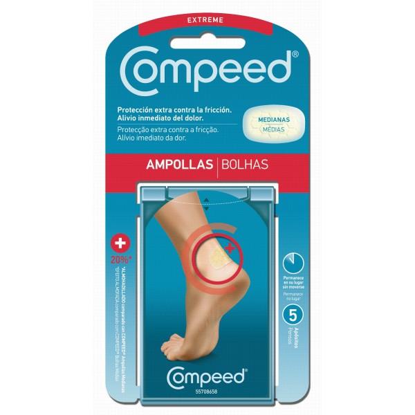 COMPEED AMPOLLAS EXTREME 5 U
