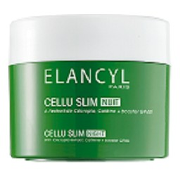 GALENIC ELANCYL CELLU-SLIM ANTICELULITIS NOCHE 250 ML