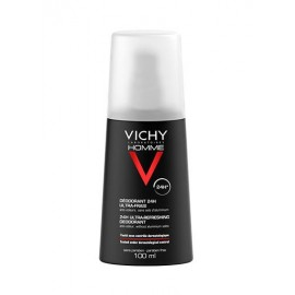 VICHY HOMME DESODORANTE SPRAY 100 ML