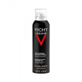 VICHY HOMME SENSI SHAVE GEL AFEITAR ANTI-IRRITACION 150ML