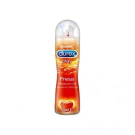DUREX PLAY LUBRICANTE FRESA 50ML