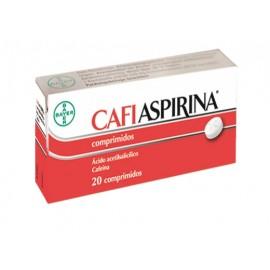 CAFIASPIRINA 500/50 MG 20 COMPRIMIDOS