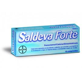 SALDEVA FORTE 10 COMPRIMIDOS
