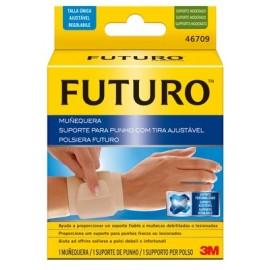 FUTURO MUÑEQUERA VELCRO T-UNICA