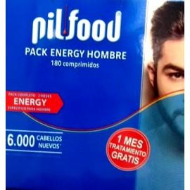 PILFOOD ENERGY HOMBRE 180 COMPRIMIDOS