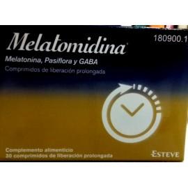 DORMINATUR (ANTES MELATOMIDINA) COMP LIBERACION