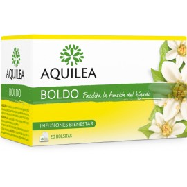 AQUILEA BOLDO INFUS 20 SOBRES