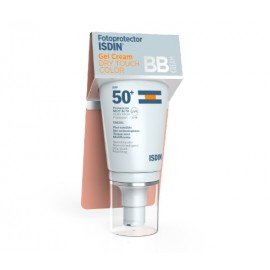 ISDIN SPF 50+ GEL CREMA COLOR DRY TOUCH 50 ML