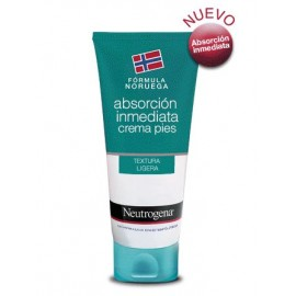 NEUTROGENA CREMA PIES RAPIDA  ABSORCION 100 ML