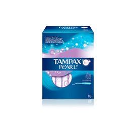 TAMPAX COMPAK LITES 20 UNIDADES