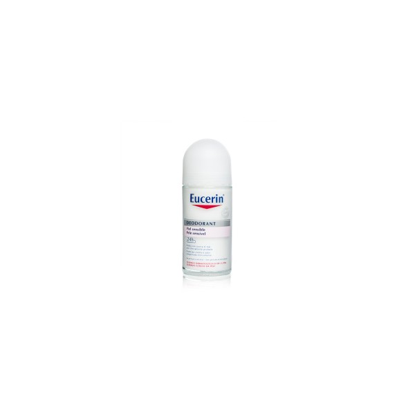 EUCERIN DESODORANTE PIEL SENSIBLE PH-5 ROLL-ON 50 ML