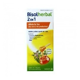 BISOLHERBAL 2 EN 1