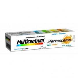 MULTICENTRUM CON LUTEINA 20 COMP EFERV