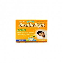 BREATHE RIGHT TIRA NASAL JUNIOR