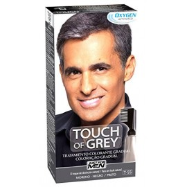 JUST FOR MEN TOUCH OF GREY MORENO-NEGRO 40 G MORENO-NEGRO