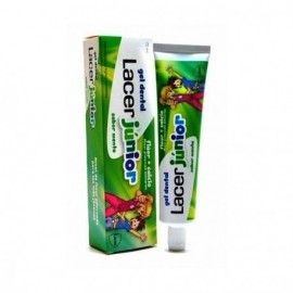 LACER GEL DENTAL JUNIOR MENTA 75 ML