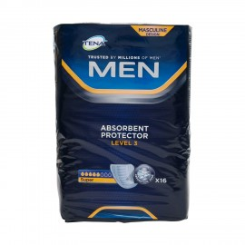 TENA FOR MEN LEVEL 3 16 UDS