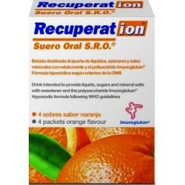 RECUPERAT-ION SUERO ORAL S.R.O. 5.6 G 4 SOBRES