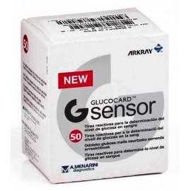 GLUCOCARD G SENSOR 1X50 F