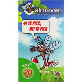 CALMAVEN 20 PARCHES