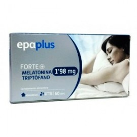 EPAPLUS MELATONINA FORTE+ C/ TRIPTOFANO 1.98 MG