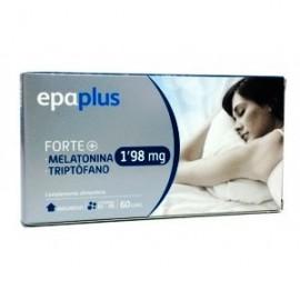 EPAPLUS MELATONINA FORTE+ C/ TRIPTOFANO 1.98 MG 60 CAPS
