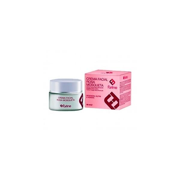 Crema con rosa mosqueta farmacia