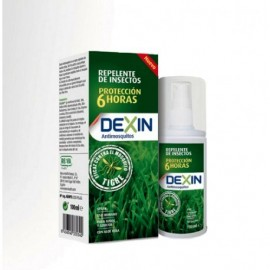 DEXIN TOTAL ANTIMOSQUITOS SPRAY REPELENTE 100 ML