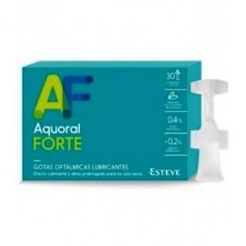 AQUORAL FORTE AC HIALURONICO 0.4% 0.5 ML 30 U