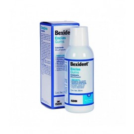 BEXIDENT ENCIAS GUMS TRICLOSAN COLUTORIO 250ML