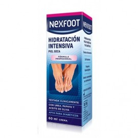 NEXFOOT CREMA HIDRATACION INTENSIVA 60 ML