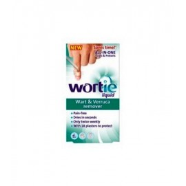 WORTIE LIQUIDO ANTI VERRUGAS 5 ML