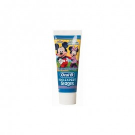 ORAL B STAGES PASTA DENTAL INFANTIL CEREZA 75 ML