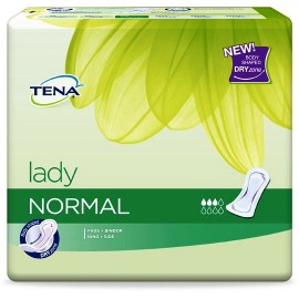 TENA LADY NORMAL 24 UND.