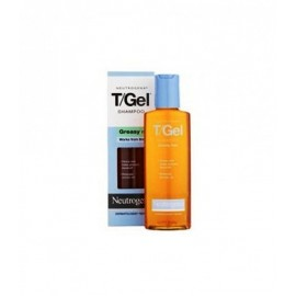 T-GEL CHAMPU ANTICASPA C NORMAL Y GRASO  250 ML + 250 ML